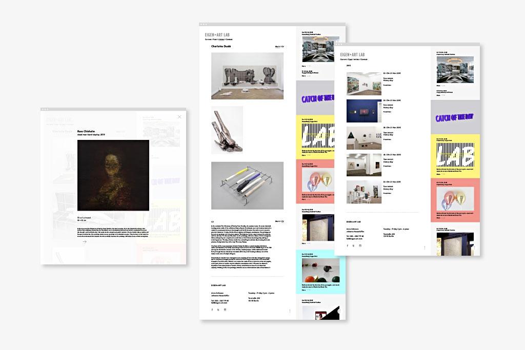 REGINE RACK Eigen+Art Lab