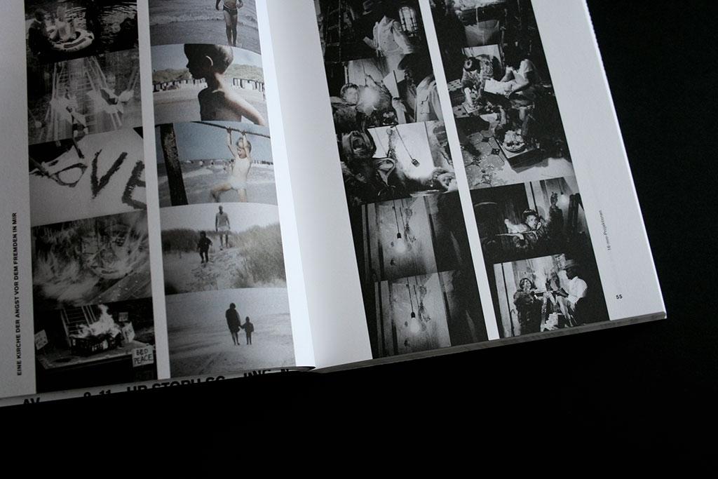 REGINE RACK 54th Venice Biennal <br>Christoph Schlingensief